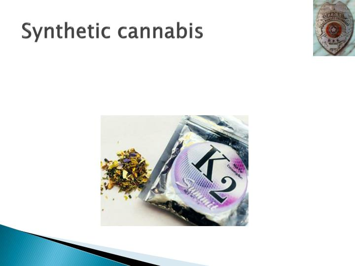 Synthetic cannabis