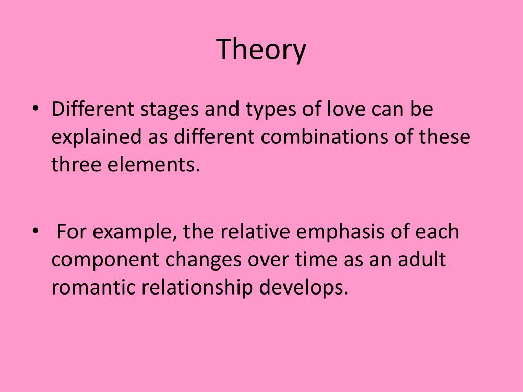 PPT - The Psychology of Love PowerPoint Presentation - ID:1535536
