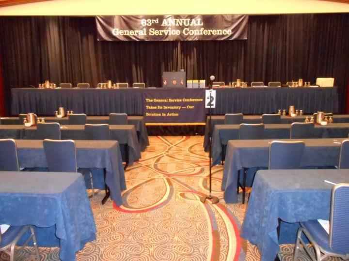 63 e assembl e annuelle de la conf rence des services g n raux