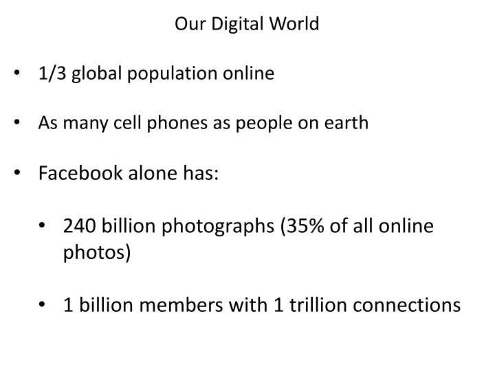 Our Digital World