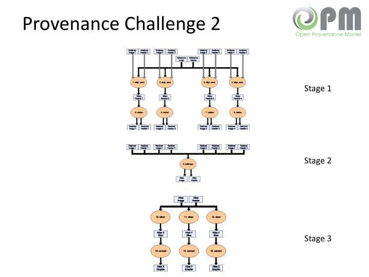 Provenance Challenge 2