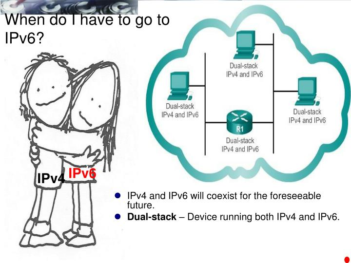 When do I have to go to IPv6?
