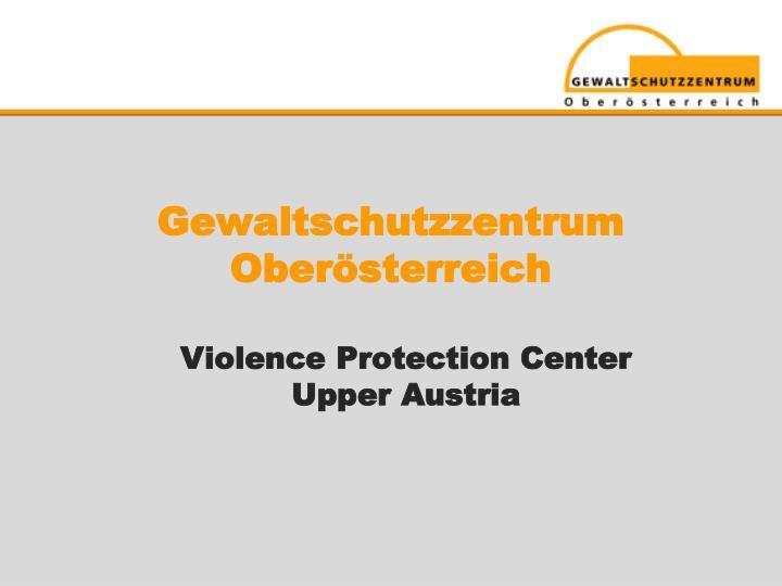 Gewaltschutzzentrum Oberösterreich