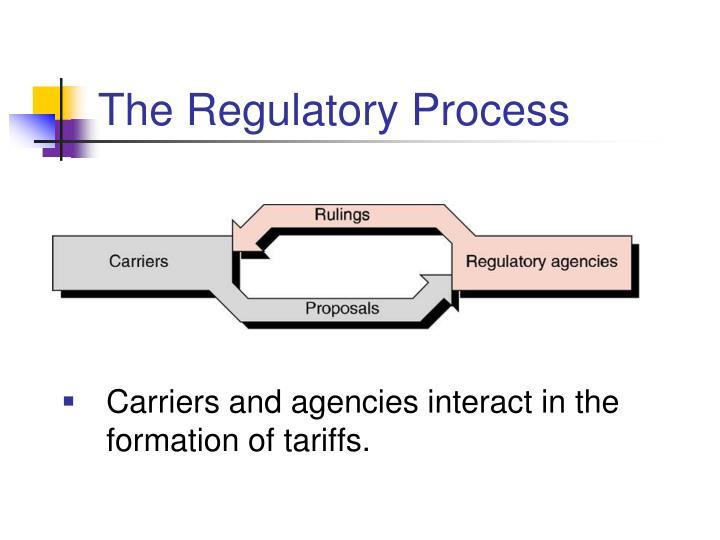 The Regulatory Process