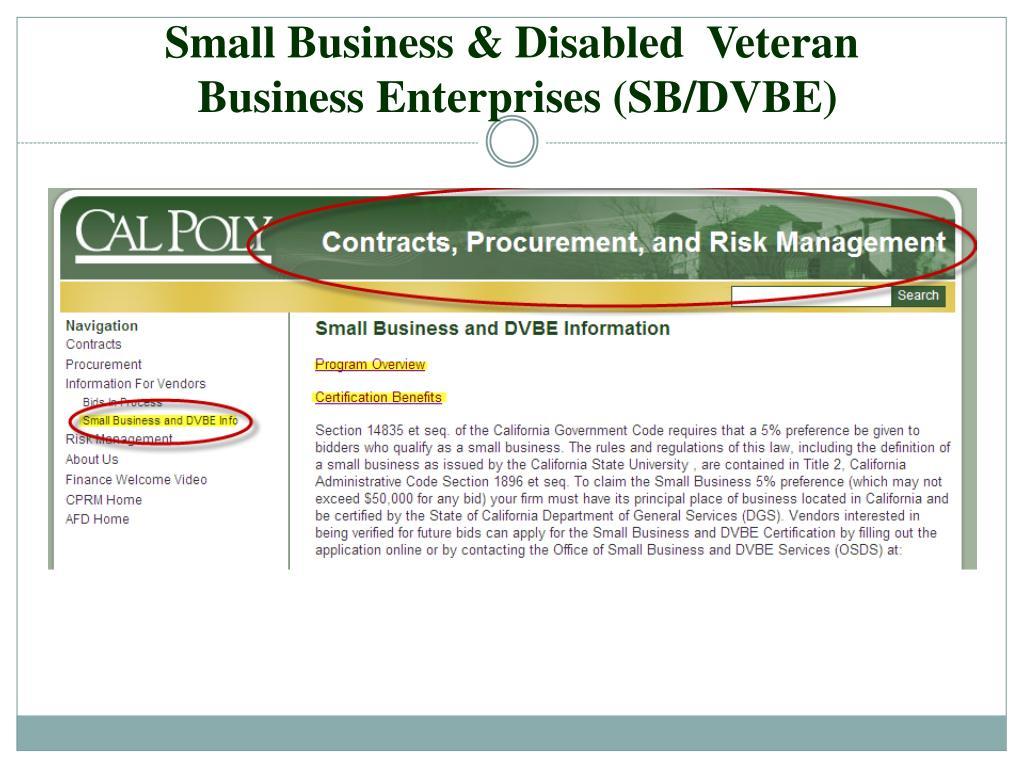PPT - Contracts, Procurement, & Risk Management PowerPoint