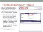 reimbursement claim process5