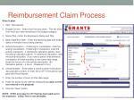 reimbursement claim process6