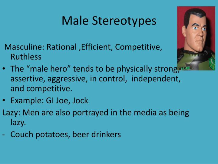 stereotypes in the media 4 essay Below is an essay on portrayal of black women in media from anti essays  elaborate on some of negative and positive stereotypes that the media has put out.