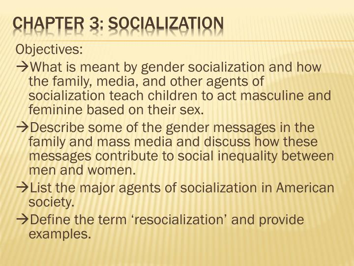 Ppt Chapter 3 Socialization Powerpoint Presentation Id1537707