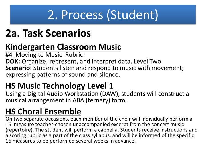 2. Process (Student)