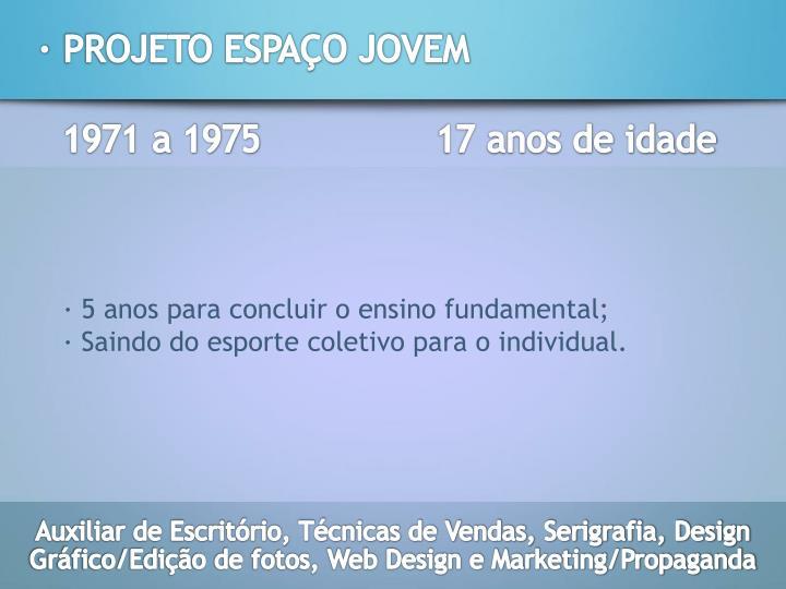 1971 a 1975