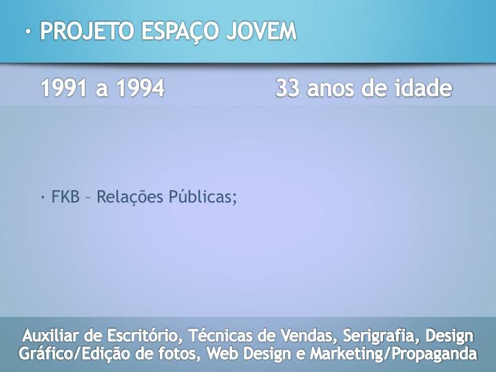1991 a 1994