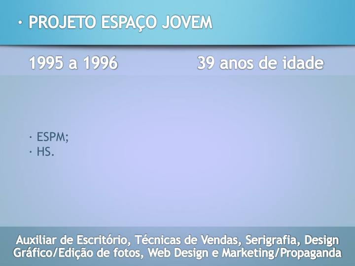 1995 a 1996