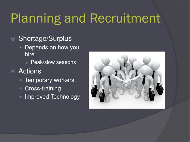 employee shortages and surpluses Strategic workforce planning involves identifying, assessing, developing and sustaining employee workforce skills required to successfully accomplish business goals and priorities while balancing the needs and expectations of employees.
