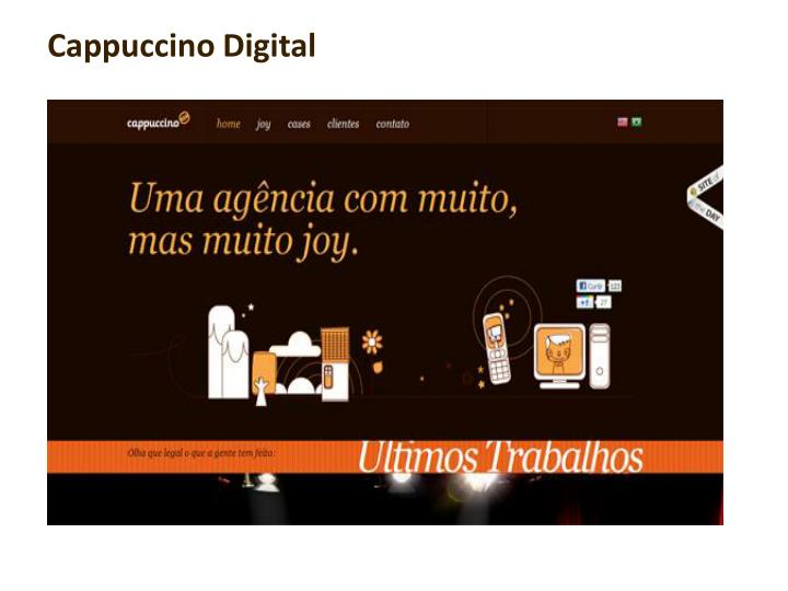 Cappuccino Digital