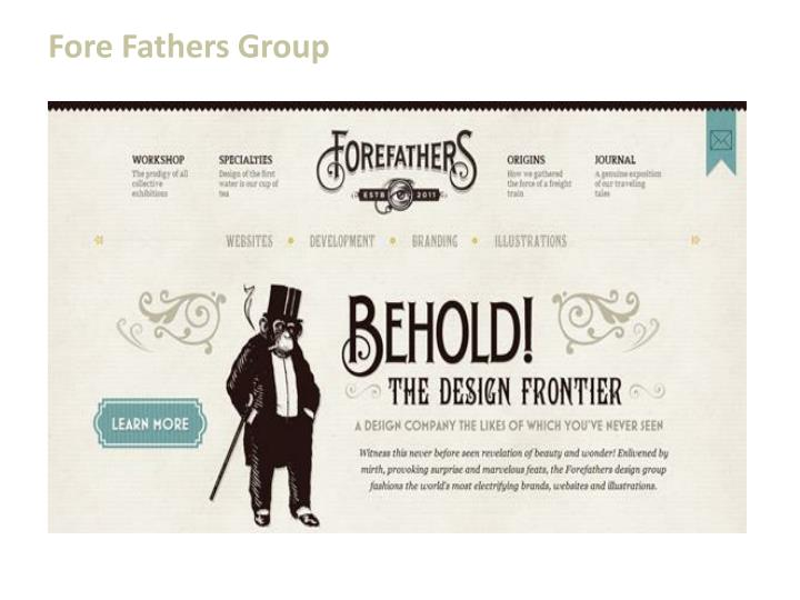 Fore Fathers Group