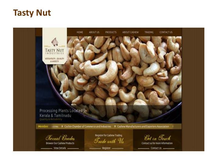 Tasty Nut