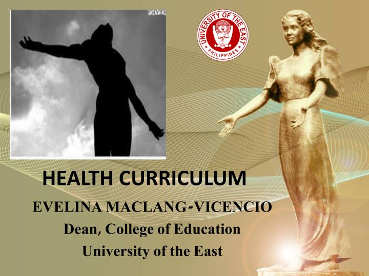 Health curriculum