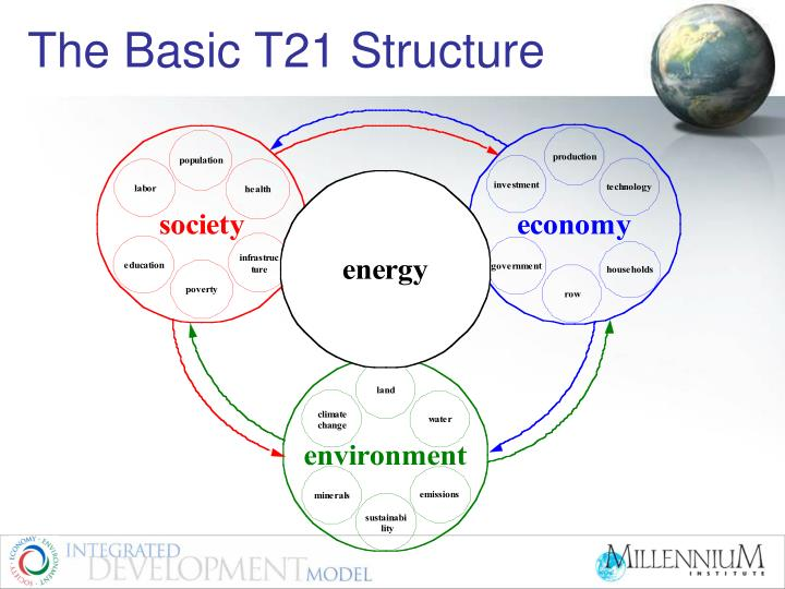 The Basic T21 Structure