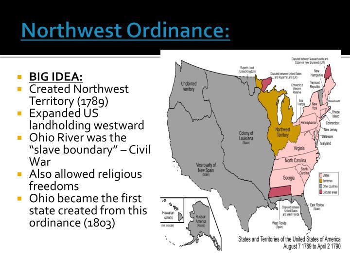 Northwest Ordinance: