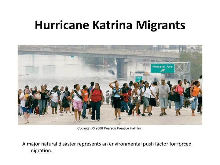 Hurricane Katrina Migrants