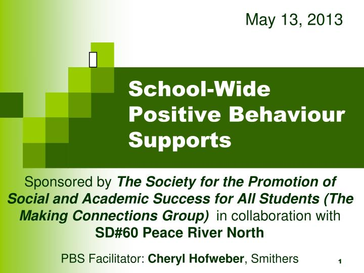 115 promote positive behaviour Positive behavior support (pbs) is a behavior management system used to understand what maintains an individual's challenging behaviorpeople's inappropriate behaviors are difficult to change because they are functional they serve a purpose for them.