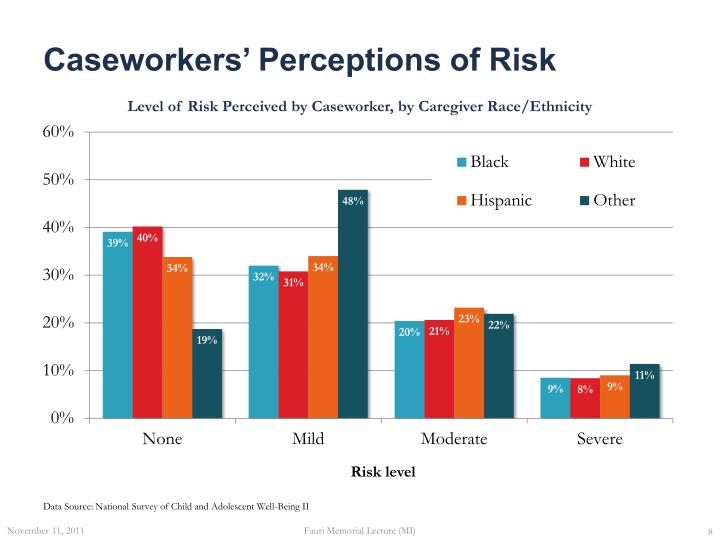 Caseworkers' Perceptions of Risk