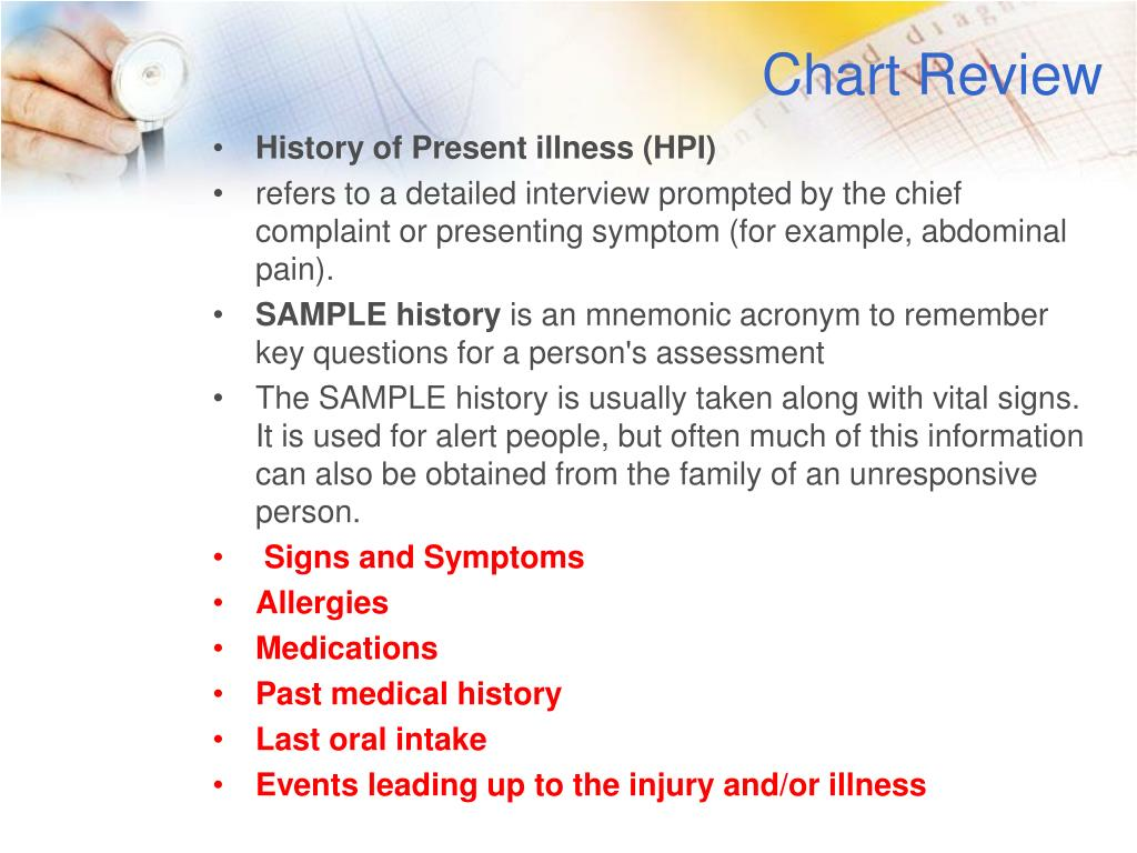 PPT - Assessment of The Patient PowerPoint Presentation - ID