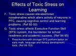 effects of toxic stress on learning2
