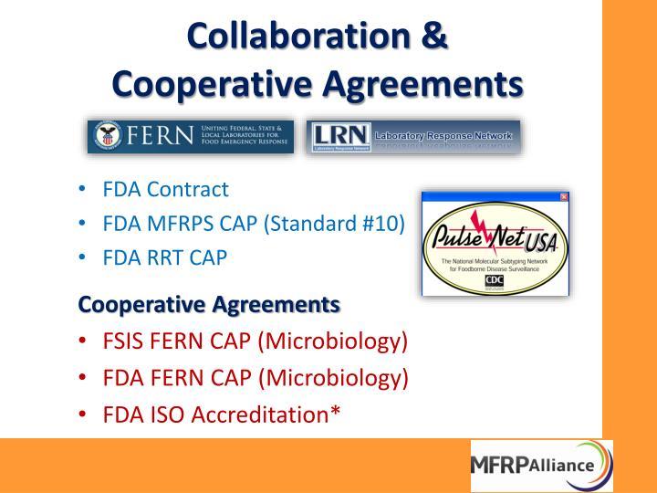 Collaboration &