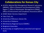 collaborations for kansas city