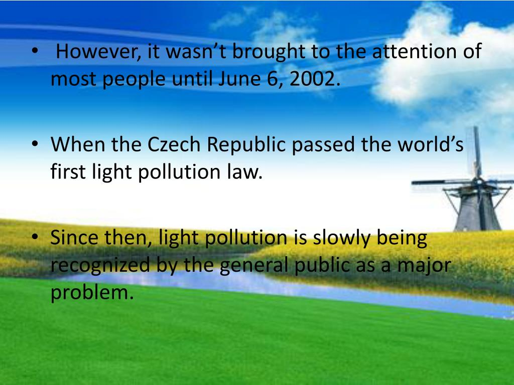 PPT - Environmental Problems and Solutions PowerPoint