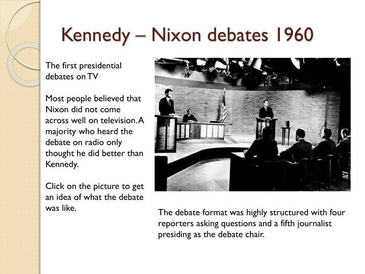 Kennedy – Nixon