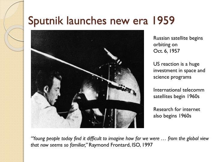 Sputnik launches