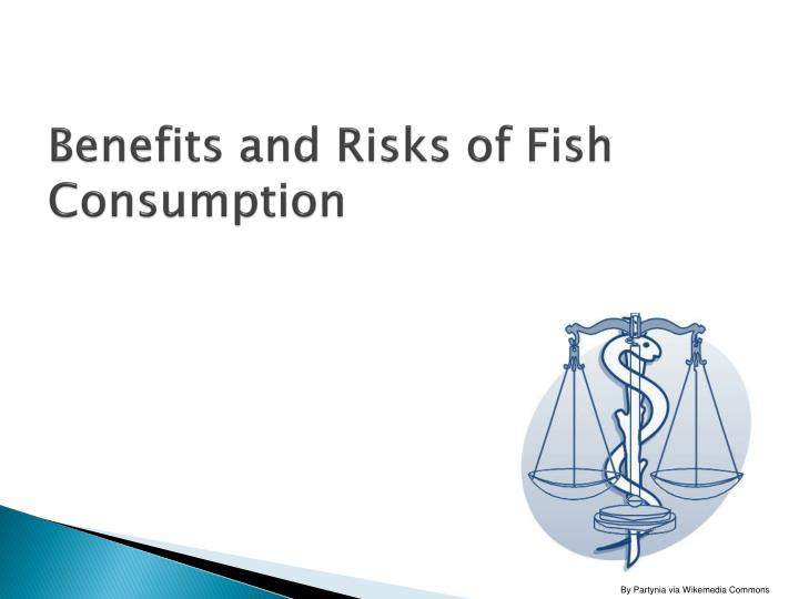 Benefits and Risks of Fish Consumption