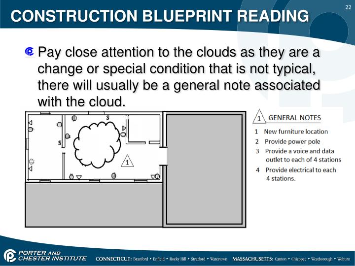 Ppt construction blueprint reading powerpoint presentation id construction blueprint reading malvernweather Images