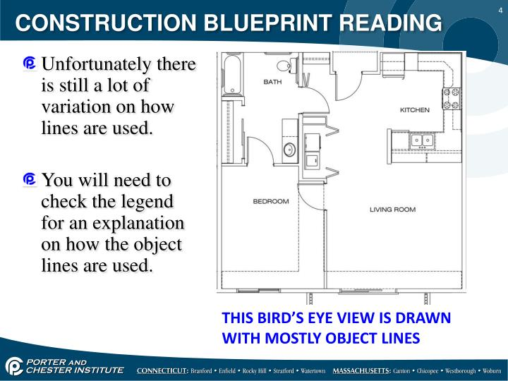 Ppt construction blueprint reading powerpoint How do you read blueprints