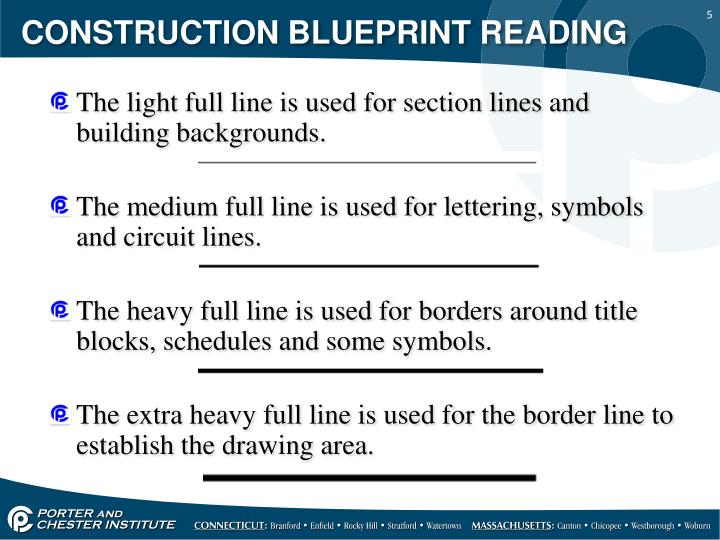 Ppt construction blueprint reading powerpoint presentation id construction blueprint reading malvernweather Gallery