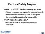 electrical safety program2