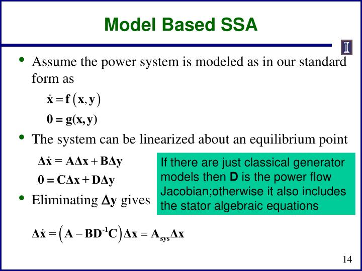 PPT - ECE 576 – Power System Dynamics and Stability PowerPoint ...