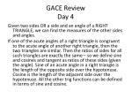 gace review day 45
