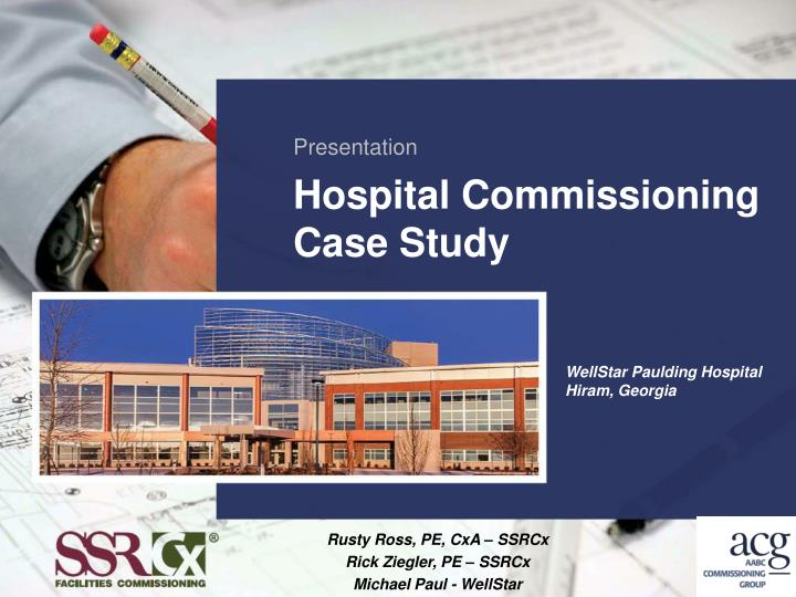 unhealthy hospital case study Decision-making exercise (a) case solution,decision-making exercise (a) case analysis  and the case of the unhealthy hospital, another hbr case study.
