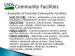 community facilities2