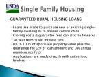 single family housing1