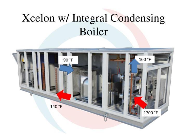 Xcelon w/ Integral Condensing Boiler