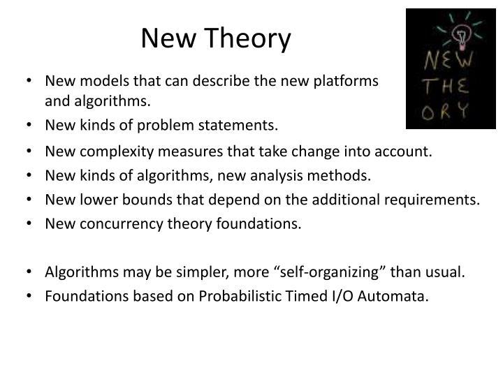 New Theory