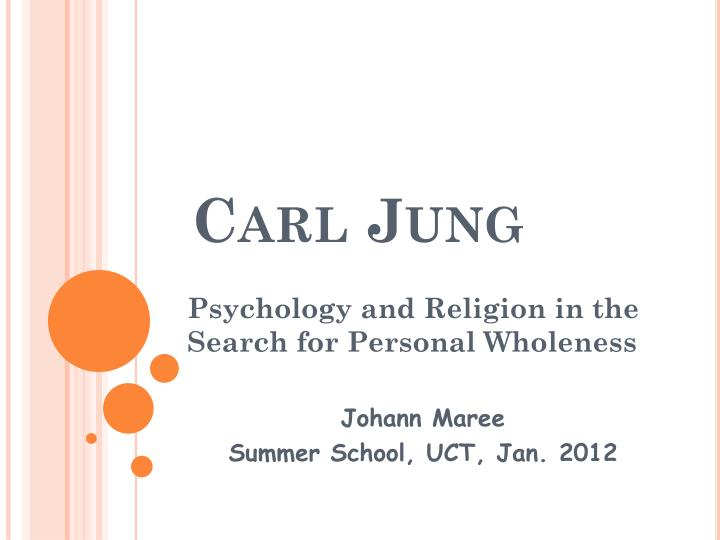 synopsis jung s psychology and religion Synopsis of jungs psychology and religion essay research paper service synopsis of jungs psychology and religion essay read this essay on marx and frued this was a.