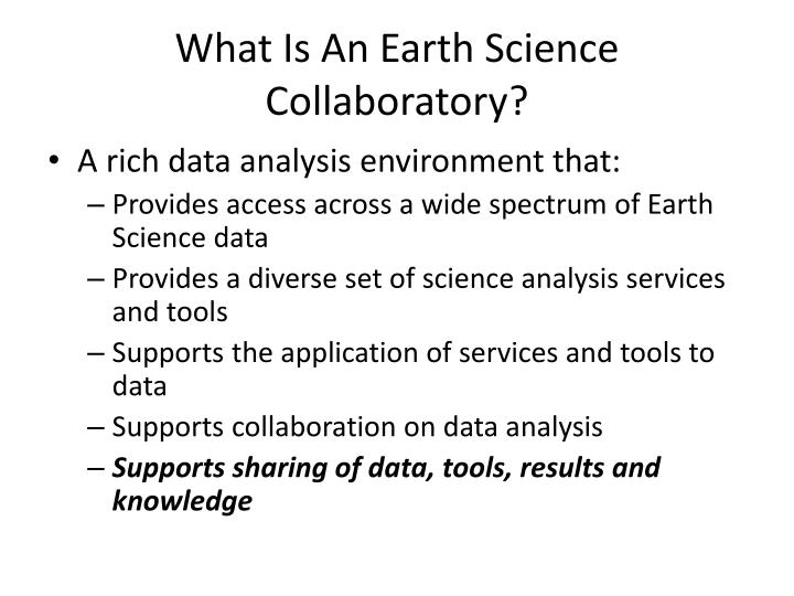 What Is An Earth Science