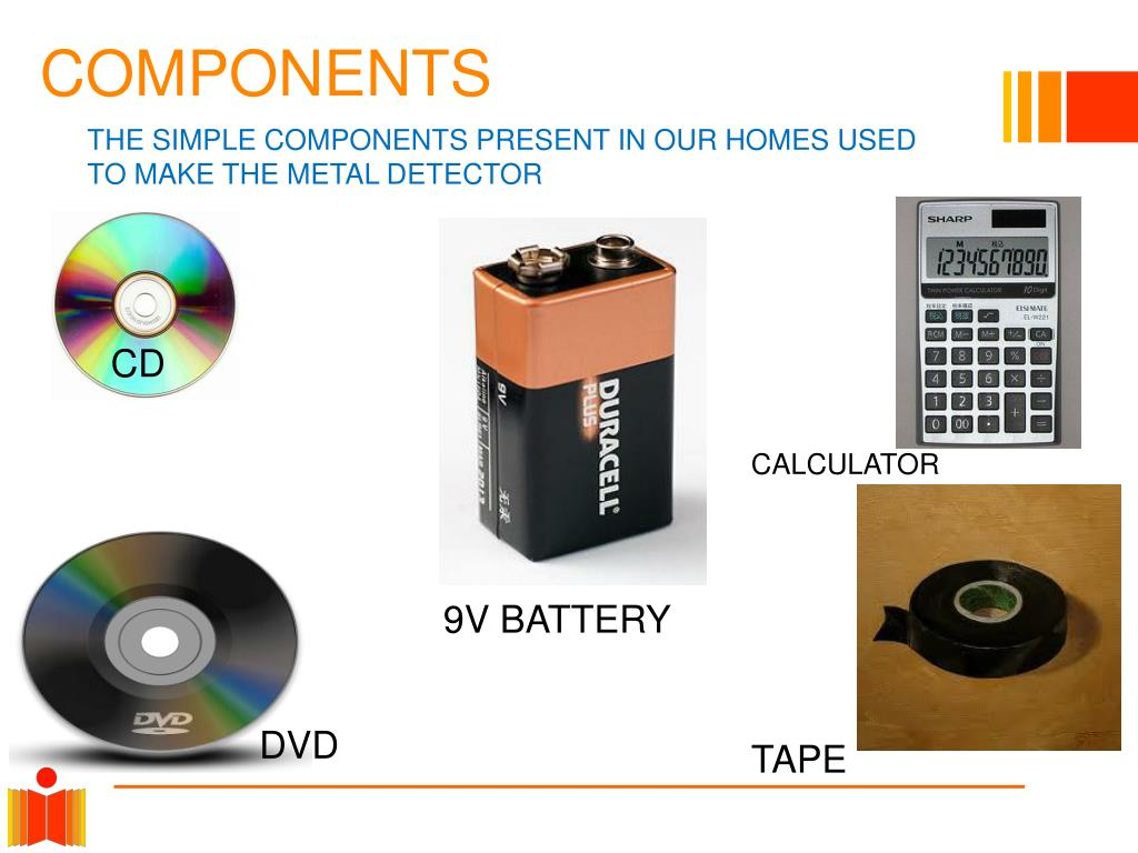 Ppt Homemade Metal Detector Powerpoint Presentation Free Download Id 1541284