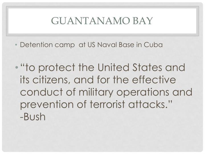 Guantanamo Bay